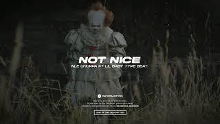 NOT NICE - NLE Choppa Type Beat (Instrumental Geo On The Track) 121bpm