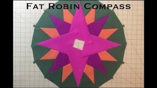 Pravítko RULER AND BOOK FAT ROBIN COMPASS video