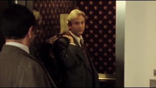 Mr Bean - Treppen versus Lift