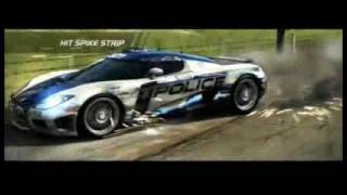 Need for Speed Hot Pursuit 3 2010   Final Police SCPD mission   YouTube