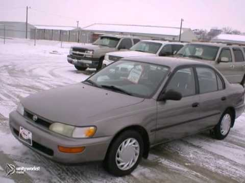 1995 toyota corolla rochester minneapolis mn c128323 sold youtube rh youtube com toyota corolla 1995 manual 1995 corolla manual pdf