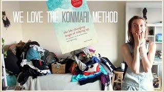 We love KonMari   The Life-Changing Magic of Tidying Up