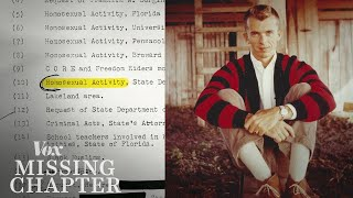 How Florida legally terrorized gay students