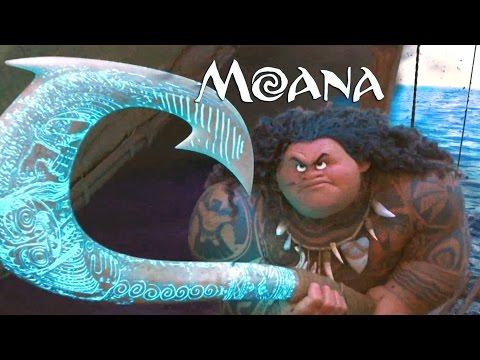 ตัวอย่างหนัง Moana (โมอาน่า ผจญภัยตำนานหมู่เกาะทะเลใต้) ซับไทย
