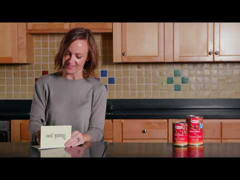 HORMEL® MARY KITCHEN® Hash Responds To Jimmy Fallon