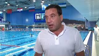 Зрители Кубка губернатора по водному поло увидели центрально-азиатское дерби