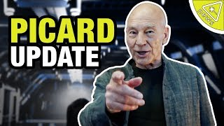 Patrick Stewart Shares New Details on Star Trek: Picard! (Nerdist News w/ Markeia McCarty)