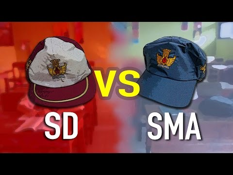 SD vs SMA