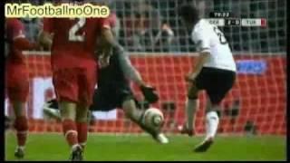 Deutschland gegen Türkei UEFA EURO 2012 Qualifikation Highlights