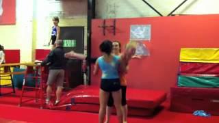 Gymnastics?