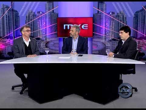 Diego Pietrafesa y Walter Brown Adelantando las noticias