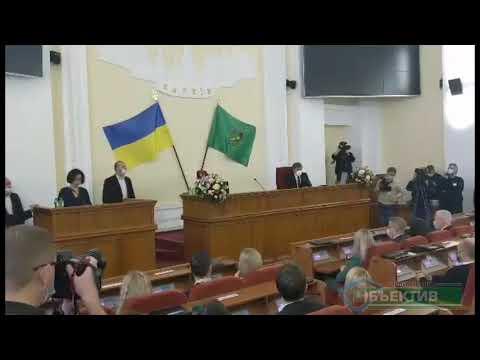 Телеканал Simon: Председательствующим Харьковского горсовета стал Новак