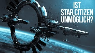 Entwickler sagt: Star Citizen ist unmöglich - ist da was dran? Der Experten-Talk
