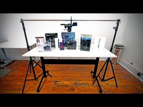 The World's Coolest Desk?