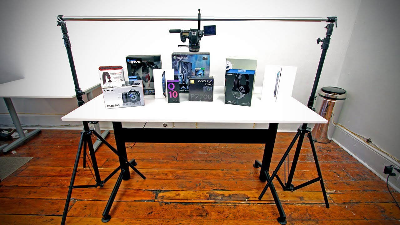 The Worlds Coolest Desk  YouTube