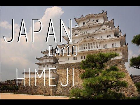 Japan: Day 10 - Himeji Castle & Hiroshima