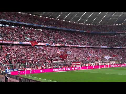 FC Bayern Forever Number One - Allianz Arena 2014 [HD]