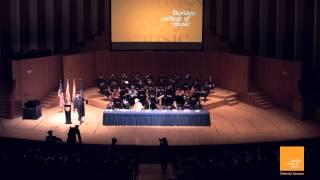 Berklee Valencia Campus Commencement Ceremony 2015 (Summary)