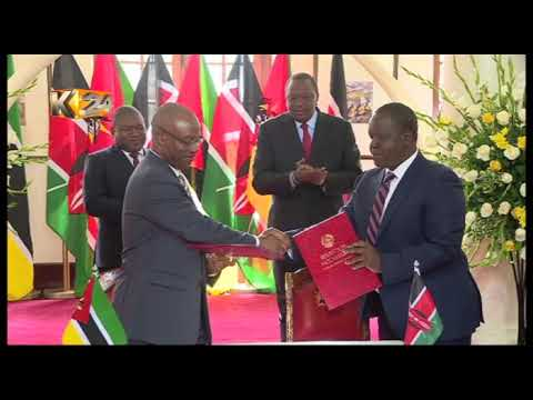 KENYA -MOZAMBIQUE TIES: Kenyans and Mozambicans to benefit from visa free travel