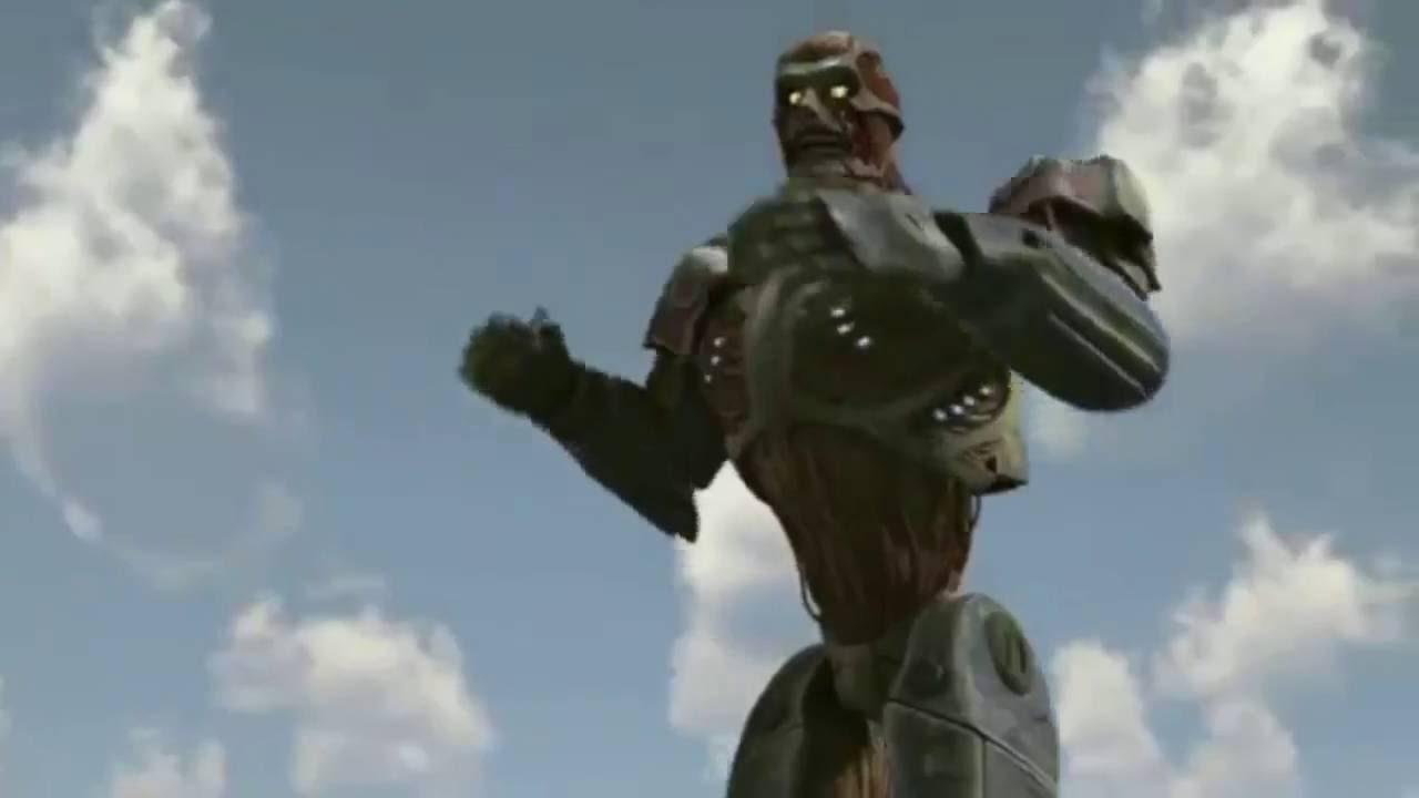 Download Mega Shark (Megalodon) VS Kolossus (Great Titan) Fight Scene