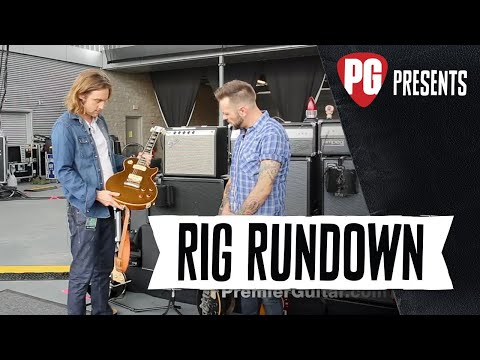Rig Rundown - My Morning Jacket's Carl Broemel