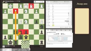 3 тур: Матч Буревестник Горький - Волшебники из Риги (рапид)