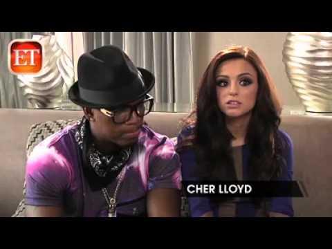Ne-Yo & Cher Lloyd Team Up For New Single! - ET