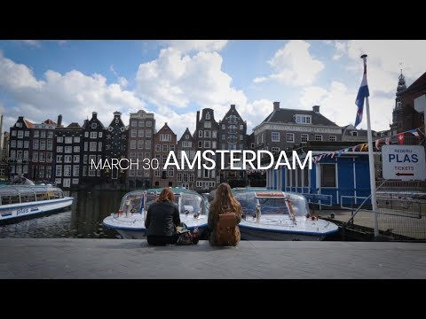 BlockShow Europe. Blockchain meetup in Amsterdam highlights