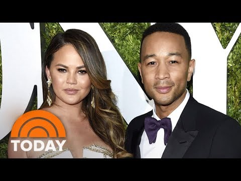 Chrissy Teigen And John Legend Fire Back Over False 'Pizzagate' Conspiracy Theory | TODAY