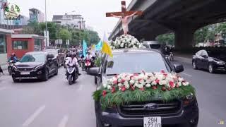 Trực Tiếp - Giáo Xứ Giang Xá TGP Hà Nội Đón Tượng ĐỨC MẸ FATIMA THÁNH DU