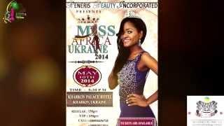 MISS AFRICA UKRAINE 2014