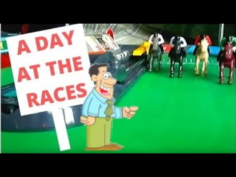 Horse Racing Derby Game