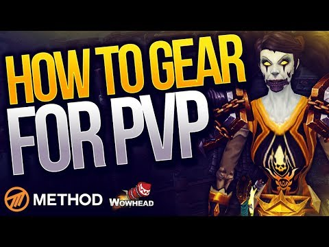 How To Get PVP Gear In BFA With Xaryu   Method