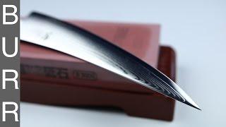How To Sharpen Shun Fillet Boning Knife