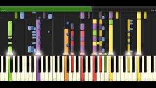 Shontelle impossible (Synthesia song)