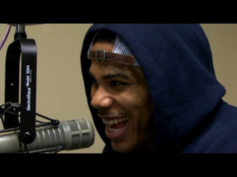 Nelly Interview