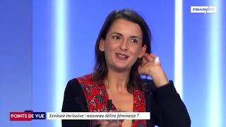 Caroline Michel à propos de l'écriture inclusive: «Qu'on laisse nos enfants tranquilles»