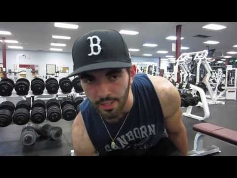 How to add definition to your arms (Biceps)