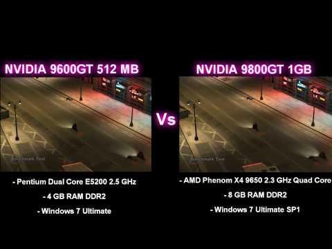 nvidia 9800 gt 1gb vs amd hd 4870 1gb