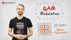 Inside Wireless: QAM modulation