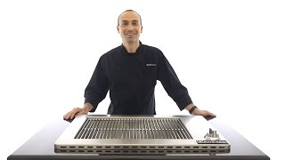Profire Indoor Infrared Gas Grill Review & Cooking | BBQGuys.com