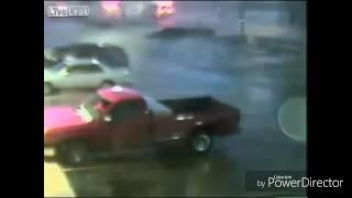 3 Tornado's On Security Cam's!