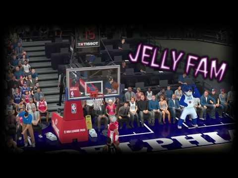 NBA 2K17 CROSSOVERS/DUNKS! COMPILATIONS PT.8 SC.8 (END OF REGULAR SEASON)