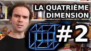 La quatrième dimension #2 - Représenter la 4D - Micmaths