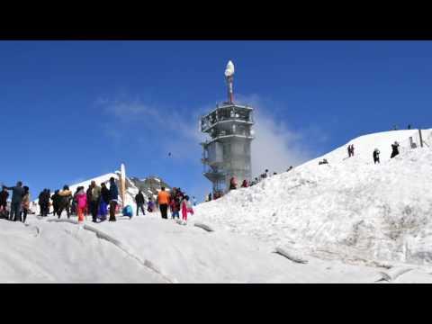 Mount Titlis Switzerland (July 2016)