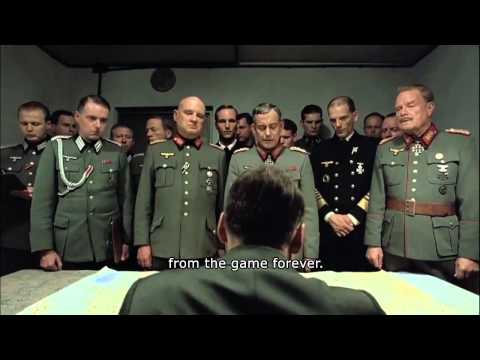 Hitler reacts to new ban rules on Galaxy Life