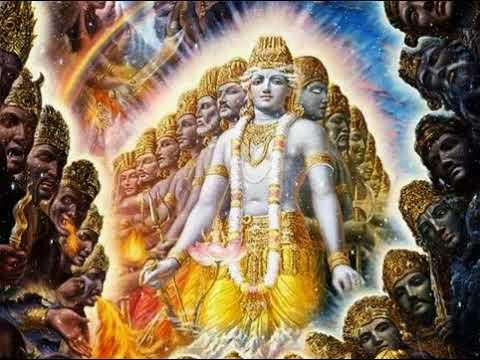 Vishwaroop_Of_Lord_Krishna ( LORD**KRISHNA**LORD**OF**UNIVERSE )