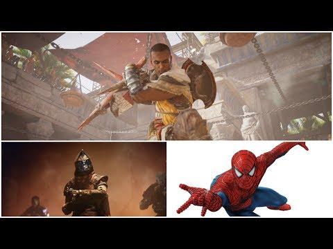 Assassin's Creed Origins будет новая система квестов   Игровые новости