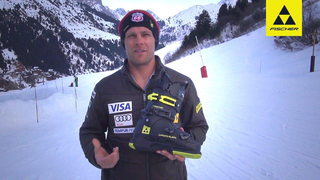 Fischer alpine l rc4 130 vacuum full fit (boots)