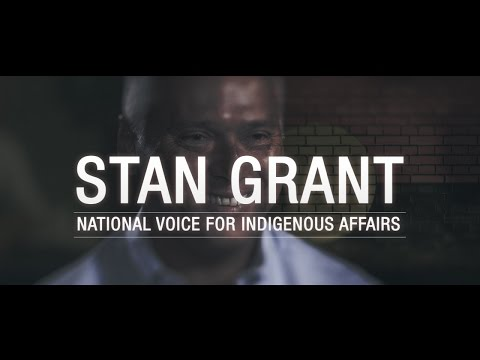 Stan Grant on changing the story and being survivors- The Feed